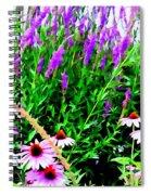 Garden Glory Spiral Notebook