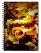 Garden Gnome Spiral Notebook