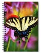 Garden Jewelry Spiral Notebook