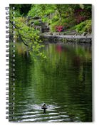 Garden Memories Spiral Notebook