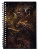 Garden Of Earthly Delight  Spiral Notebook