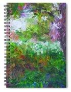 Garden Of Joy Spiral Notebook