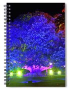 Garden Of Light By Kaye Menner Spiral Notebook