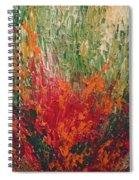 Garden Of Memories 3 Spiral Notebook