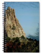 Garden Of The Gods 15 Spiral Notebook