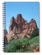 Garden Of The Gods 2 Spiral Notebook