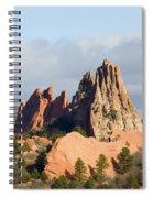 Garden Of The Gods Colorado Springs Spiral Notebook
