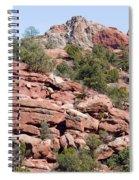Garden Of The Gods Park Spiral Notebook