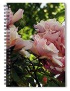 Garden Roses 2 Spiral Notebook