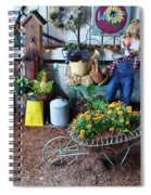 Gardeners Delight Spiral Notebook