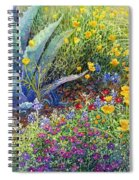 Gardener's Delight Spiral Notebook