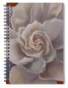 Gardenia  Bloom Spiral Notebook