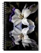 Gardenia Spiral Notebook