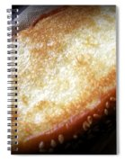 Garlic Bread Spiral Notebook