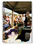 Garlic Farmers Spiral Notebook