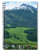 Garmisch-partenkirchen Germany Spiral Notebook