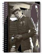 Gary Cooper Morocco 1930-2015 Spiral Notebook
