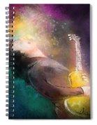 Gary Moore 01 Spiral Notebook
