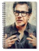 Gary Oldman  Spiral Notebook