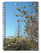 Gasparilla Lighthouse Spiral Notebook