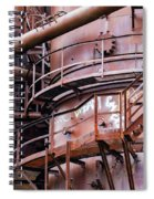Gasworks Park Spiral Notebook