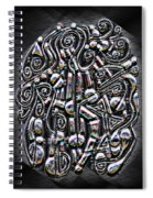 Gate To Mystery Spiral Notebook