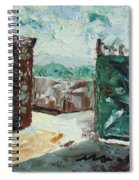 Gate2 Spiral Notebook
