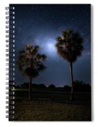 Gates To The Galaxy Spiral Notebook