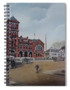 Gateway To The Queen City Spiral Notebook