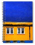 Gateways And Portals No. 3 Spiral Notebook
