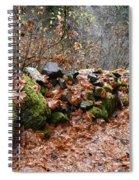 Gather No Moss Spiral Notebook