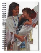 Gathered Tenderness Spiral Notebook
