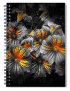 Gathering Of Gold Spiral Notebook