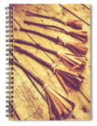 Gathering Of Salem Witches Spiral Notebook