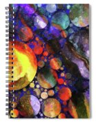 Gathering Of The Planets Spiral Notebook