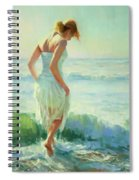 Gathering Thoughts Spiral Notebook