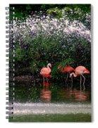 Gathering Together Spiral Notebook