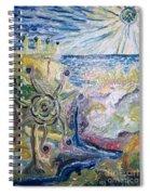 Gathering Water Spiral Notebook