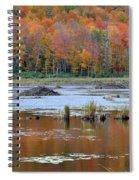 Gatineau Fall Spiral Notebook