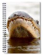 Gator Grin Spiral Notebook