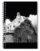 Gaudi House Spiral Notebook