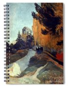 Gauguin: Alyscamps, 1888 Spiral Notebook
