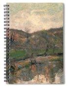 Gauguin: Brittany, 1888 Spiral Notebook