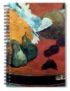 Gauguin: Fete Gloanec, 1888 Spiral Notebook