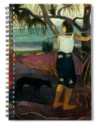 Gauguin: Pandanus, 1891 Spiral Notebook
