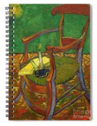Gauguin's Chair Spiral Notebook