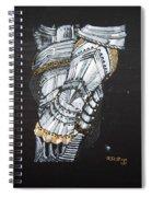 Gaunlet Spiral Notebook