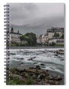 Gave De Pau Lourdes Spiral Notebook