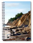 Gaviota Spiral Notebook