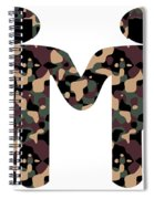 Gays In The Military Spiral Notebook